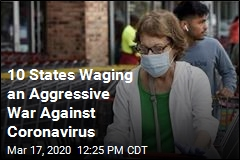 10 States Waging an Aggressive War Against Coronavirus