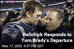 Belichick Responds to Tom Brady's Departure