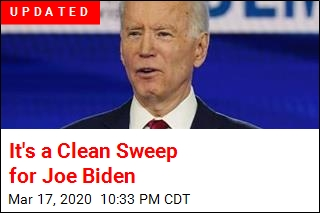Joe Biden Wins Florida Easily