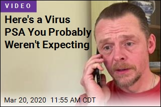Here's a Virus PSA You Probably Weren't Expecting