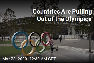 Countries Are Pulling Out of the Olympics