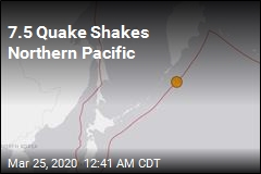Hawaii Tsunami Watch Lifted After Pacific Quake