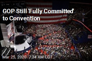 Both Parties Say Summer Conventions Are Still on