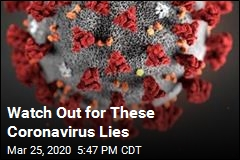 How Coronavirus Lies Go Viral