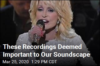 25 More Recordings Deemed Important to America
