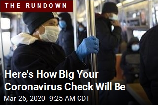 Here's How Big Your Coronavirus Check Will Be