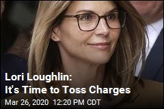 Lori Loughlin in Call: 'It's All on the Up-and-Up?'