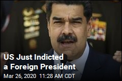 US Just Indicted a Foreign President