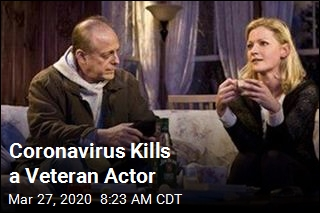 Coronavirus Kills a Veteran Actor