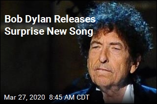 Bob Dylan Releases Surprise New Song