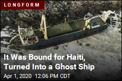 Tracking the Strange 18-Month Journey of a Ghost Ship