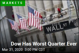 Wall Street Has Worst Quarter Since 2008