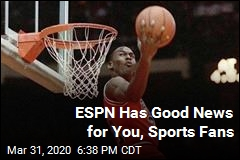 ESPN Has Good News for You, Sports Fans
