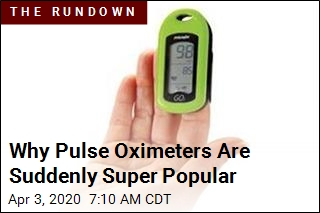 The Current Hot Item: Pulse Oximeters