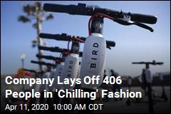 Company Lays Off 406 People in 'Chilling' Fashion