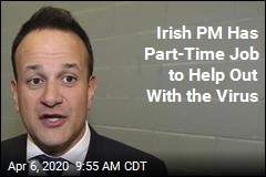 For One Day Each Week, the Irish PM Will Be a Doctor