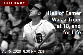 Hall of Famer Was a Tiger at 18, and for Life