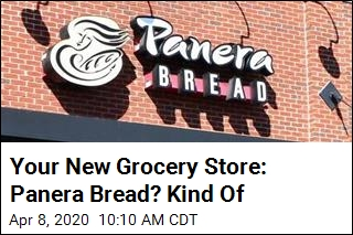 You Can Now Buy Avocados, Gallons of Milk From Panera
