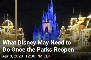 Soon to Come to Disney Parks: a Temp Check?