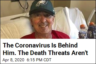 He Contracted Coronavirus. Then Came the Death Threats