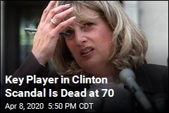 Key Player in Clinton Scandal Is Dead at 70
