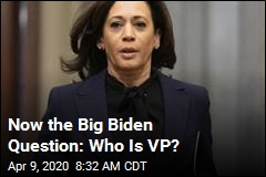 Now the Big Biden Question: Who Is VP?