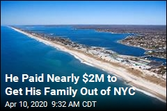 He Paid Nearly $2M to Get His Family Out of NYC