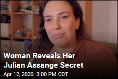 Woman Reveals Secret Family With Julian Assange