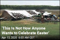 'This Is Not How Anyone Wants to Celebrate Easter'