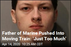 Fatal Shove Sent Marine Vet in Path of Moving Train: Cops