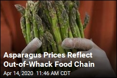 Asparagus Prices Reflect Out-of-Whack Food Chain