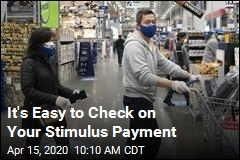 It's Easy to Check on Your Stimulus Payment