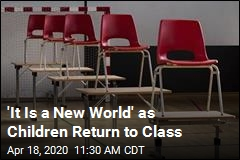 One Country Lets Kids Return to Class