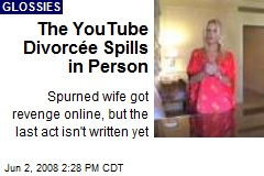 The YouTube Divorcée Spills in Person
