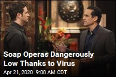 Soap Operas Dangerously Low Thanks to Virus