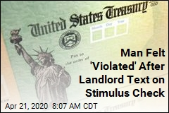 Guy: Landlord Tracked My Stimulus Check Via IRS Site