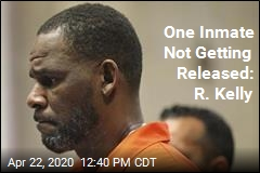 One Inmate Not Getting Released: R. Kelly
