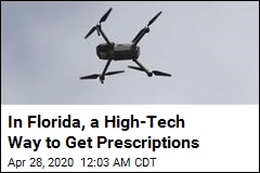 You Can Now Get Your Prescriptions via Drone—in One Place