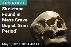 Skeletons May Be First African Slaves in Americas