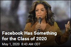 Facebook Finds a Commencement Speaker for All