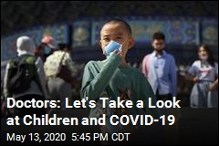 Doctors: COVID-19 Affects Kids in Unexpected Ways