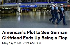 Disguised American Attempts to Sneak Into Germany for Love