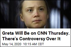 Greta Will Be on CNN Tonight. There's Controversy Over It
