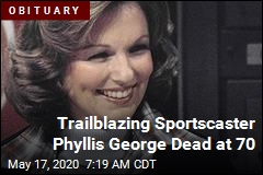 Phyllis George, Sportscasting Icon, Dead at 70