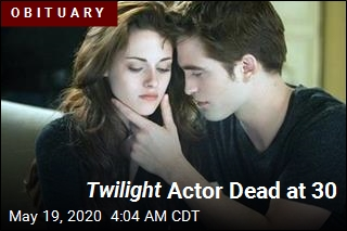 Twilight Actor Dead at 30
