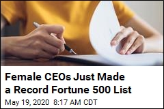 This Year's Fortune 500 List Brings Good News for Women