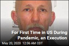 First US Execution Held During Pandemic