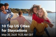 10 Top US Cities for Staycations