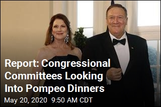 Report: Pompeo's 'Madison Dinners' Under Scrutiny