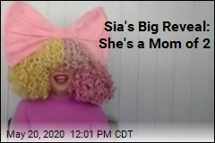 Sia Reveals She Adopted 2 Teen Boys